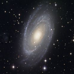 A Hurricane Galaxy or one of the millions or billions of galaxies that look like a Tropical Storm. Image taken by the author of The Electric Sky