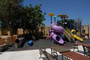 childrens play area inspire animal park LWS malta Marsascala zoo