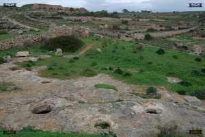 dingli cliffs maltese malta temple builders romans phoenicians site tanks