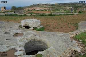il misqa tanks storage water mnajdra hagar qim temples malta