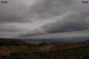 morning glory clouds roll clouds (shelf clouds, Arcus clouds) malta europe photographs