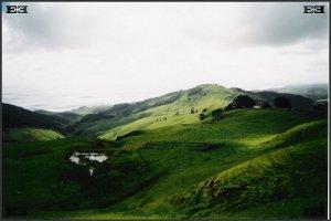 landscape archaeology puketapu hill horizon green astronomy