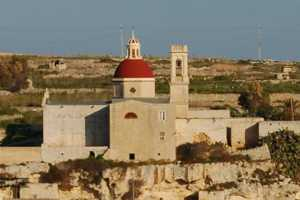Mtahleb Chapel Malta Ta Monte Caliboon Nativity of Our Lady Maltese churches