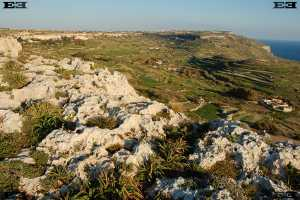 Mtahleb Dingli cliffs Malta scenic view photographs