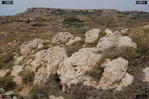 ancient structures walls prehistoric photographs maltas solar observatories