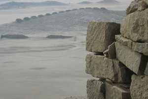 archaeoastronomy thirteen 13 towers of chankillo peru solar observatory south american oldest ancient americas