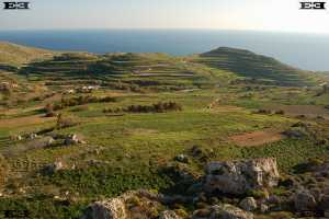 dingli cliffs malta,  temples builders solar observatories photographs