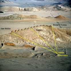 Peru's ancient worlds oldest proven solar complex 13 Towers of Chankillo