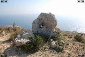 porthole slab standing stone megalith orthostat mediterranean