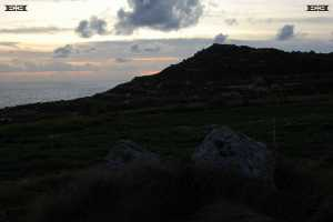 sky heavens solar lunar observatory mediterranean island of malta near the scuba diving spot Ras id-Dawwara