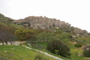 solar observatory natural Gnejna Bay Malta landscape used
