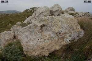 standing stone fallen maltas temple builders sun observatory