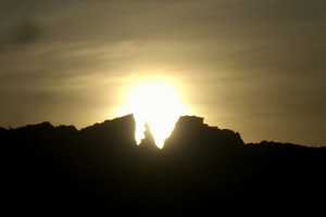 vernal equinox sun observatory Gnejna Bay Malta